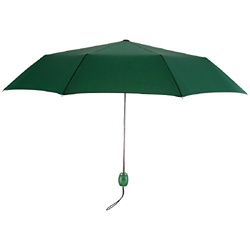 hunter-green-wind-resistant-auto-open-close-umbrella-with-gel-handle-warranty