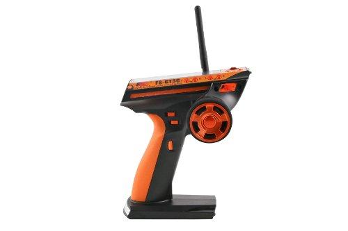 FlySky GT-3C 2.4GHz Radio Controller, Orange