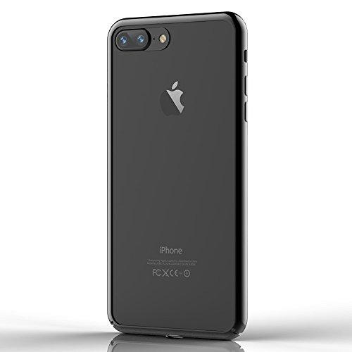 COMMA 0.6mm Ultra-thin 5H Hard PC Tasche Hüllen Schutzhülle Case für iPhone 7 4.7 - Transparent