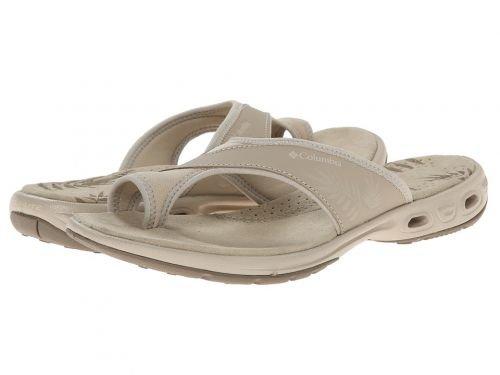 Columbia(コロンビア) レディース 女性用 シューズ 靴 サンダル Kea(TM) Vent - Fossil/Fawn [並行輸入品]