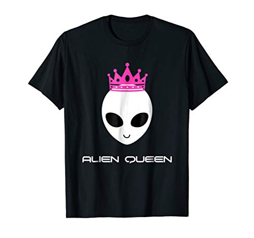 Alien Queen Shirt - Alien Head Shirt Alien Festival ()