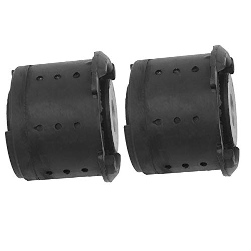 Mgpro 2pcs Axle Support Subframe Bushing Rear For BMW 00-00 323Ci 99-00 323i 01-06 325Ci 01-05 325i 01-05 325xi 00-00 328Ci 99-00 328i 01-06 330Ci 01-05 330i 01-05 330xi 04-10 X3 03-16 Z4 - Rear Subframe Bushing