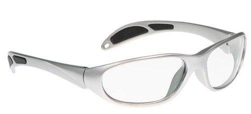 Schott SF-6 HT X-Ray Protective Lead Glasses, Gray