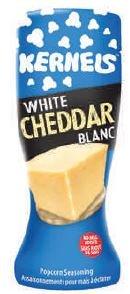 White Cheddar Popcorn Seasoning -1Lbs by Dylmine Health