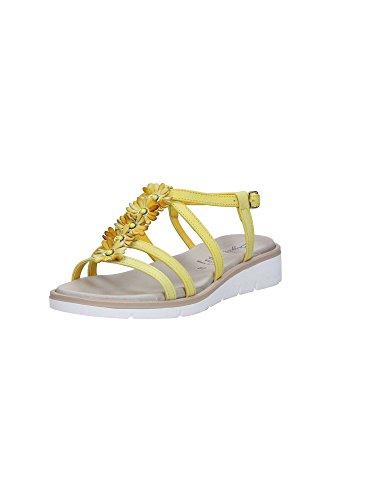 Brigitte 94916 Sandalias Mujer Amarillo