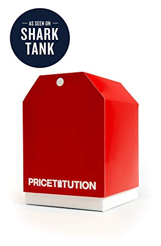 Pricetitution Card Game (AS SEEN ON Shark Tank): How Much Money Would It Take You to.? ()