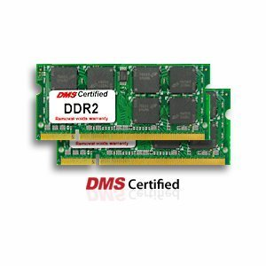 Apple Memory Module 4GB 667MHz DDR2 (PC2-5300) - 2x2GB SODIMMs MA940G/B (Ddr2 Sdram Module)