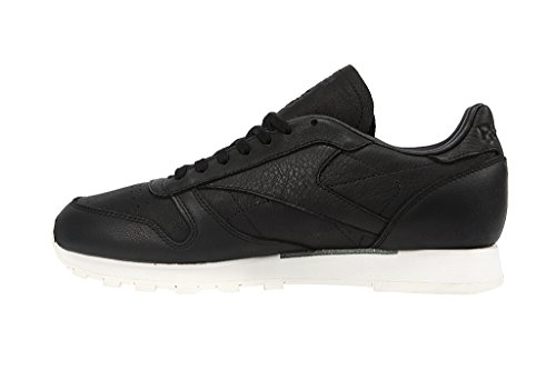 WHITE CL OMN CLASSIC CLASSIC Men Reebok Leather BLACK BLACK WHITE 8q5fYx7n