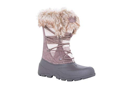 Woolrich Women's Fully Wooly Ice Lynx Snow Boot, Falcon, 8.5 M US