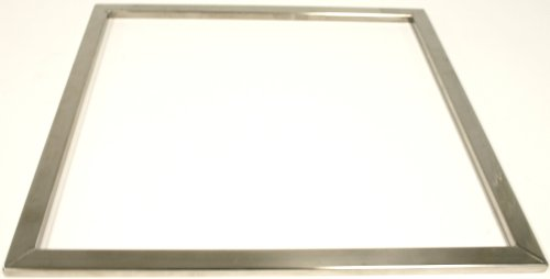 Paderno World Cuisine 15-3/4-Inch Square Stainless-Steel Guitar Frames by Paderno World Cuisine