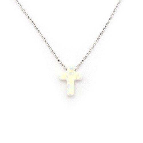 Opal Solid Cross - 2