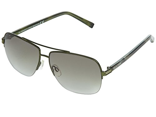 Nautica Sunglasses Style: KC2309-96P Size: One Size for All Army Green