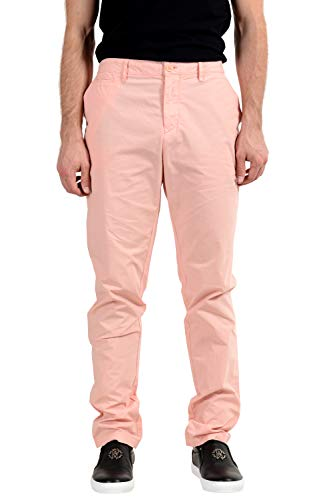 BURBERRY Men's Pink Casual Pants US 36 IT ()
