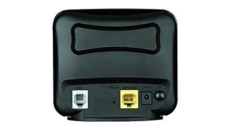 10//100Mbit//s LAN Port D-Link DSL-321B//DE Modem ADSL2