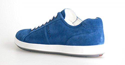... Prada Menns 4e2552 O53 F0016 Skinn Sneaker ...