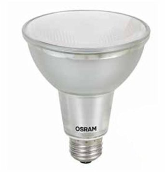 Sylvania 78227 LED13PAR30LN/DIM/830/NFL25/GL1/W 13-Watt PAR30LN Dimmable 3000K NFL25 LED (Nfl25 Dimmable Led)