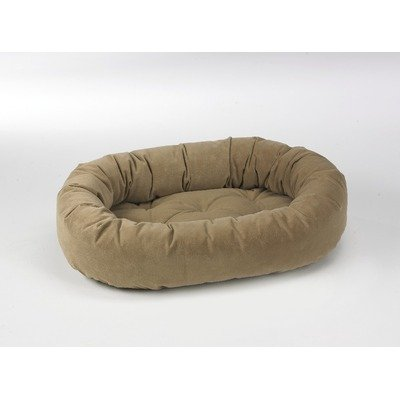 (Bowsers Gold Series Microvelvet Donut Dog Bed)