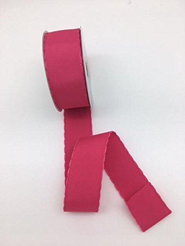 Celebrate IT- Ribbon plain ribbon with silk edge (cherry) 1.5 in x 18ft