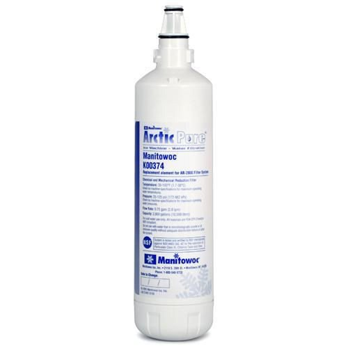 Manitowoc K-00374 Ice Machine Water Filter - Replacement Catridge for SM-50A