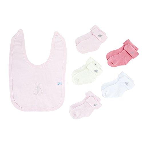 Berie's new baby girl gift basket