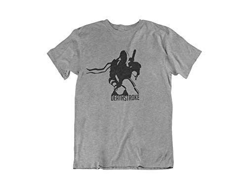 Deathstroke Shirt/Deathstroke inspired/Kids T-Shirt in a variety of colors/Youth -