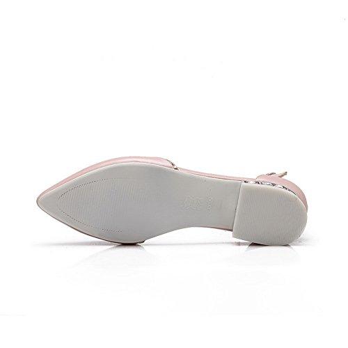 Adee , Damen Sandalen, Pink - rose - Größe: 38 EU