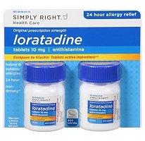 Member's Mark - Loratadine 10 mg, 400 Tablets (Compare to Claritin)
