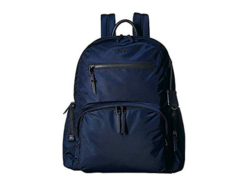 (Tumi Women's Voyageur Carson Backpack Midnight One Size)