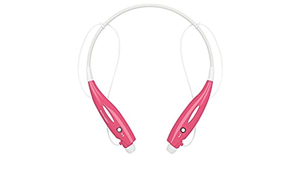 Kocaso Bluetooth inalámbrico deportes auriculares con micrófono cuello correa magnética Auriculares para fácil almacenamiento: Amazon.es: Electrónica