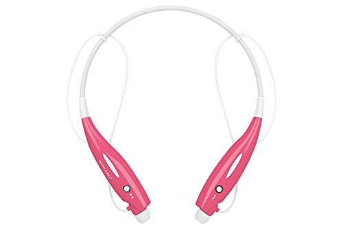 Wireless Headphones Earphones Flexible Microphone