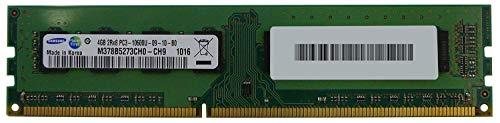 Samsung 4GB PC3-10600 DDR3- 1333MHz non-ECC Unbuffered CL9 240-Pin M378B5273CH0-CH9