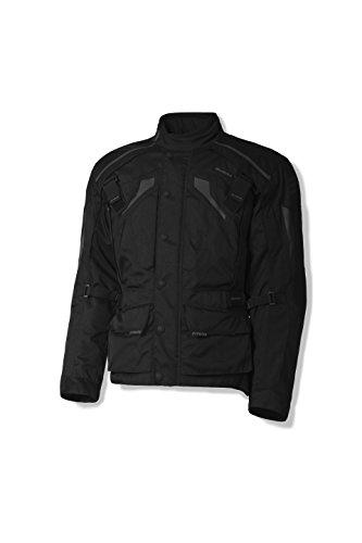 Olympia Sports Men's Richmond Jacket (Black, Medium)