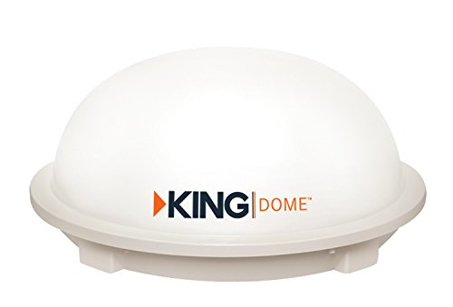 - King Controls KD-3000 King-Dome Air In-Motion Satellite Antenna