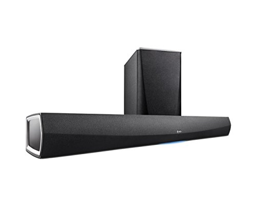 Denon HEOS HomeCinema Soundbar & Subwoofer by Denon