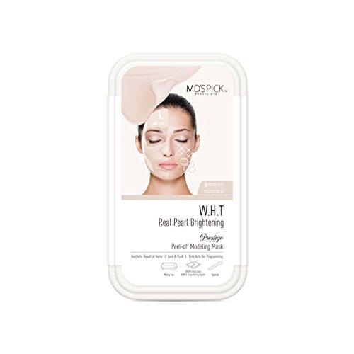 MD's pick Aesthetics Prestige Modeling Rubber Mask (W.H.T Pearl (Pearl Rubber Skin)