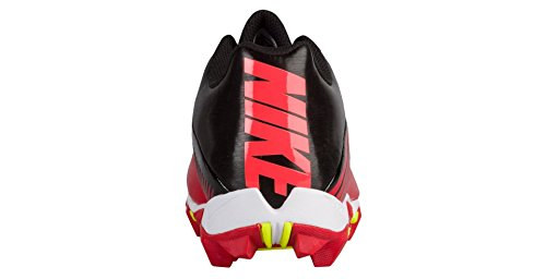 Mens Nike Vapor Shark 2 Football Cleat University Red/Black/Total Crimson/White Size 10.5 D(M) US Q3E7S