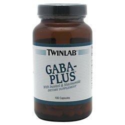 TwinLab - Gaba-Plus, 100 capsules