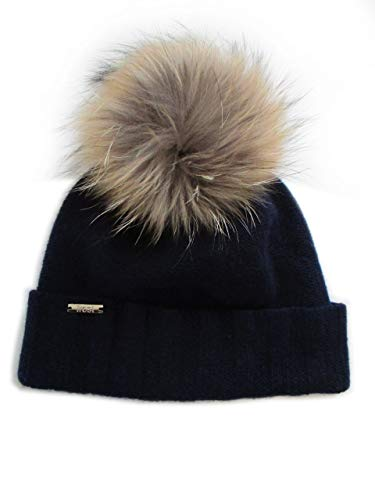 Frost Hats Chic and Classy Cashmere Beanie Hat for Women wit