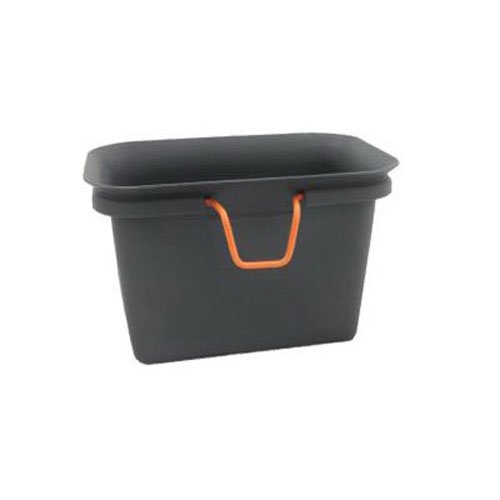 Full Circle Scrap Happy Food Scrap Collector and Freezer Compost Bin, Slate ()