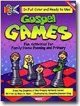 Gospel Games, Melanie H. Ross and Guymon-King, 1591562317