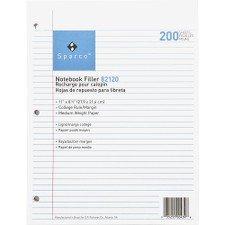 SPR82120 - Sparco Notebook Filler ()