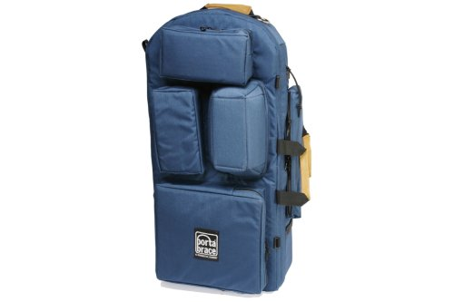 Portabrace HK-2 Hiker Backpack Camera Case (Blue)