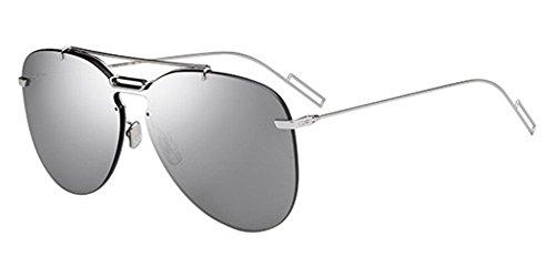 Christian Grey sol Gafas única Talla Gris hombre Dior para de Silver SHSar