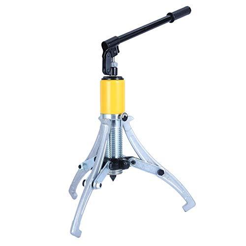 Orihat 3 in 1 15 Ton Hydraulic Gear Puller Wheel 3 Jaws Pump Oil Tube Hydraulic Drawing Machine ()