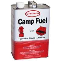 Crown CFM41 Gasoline Camping Fuel 1 Gallon by Crown