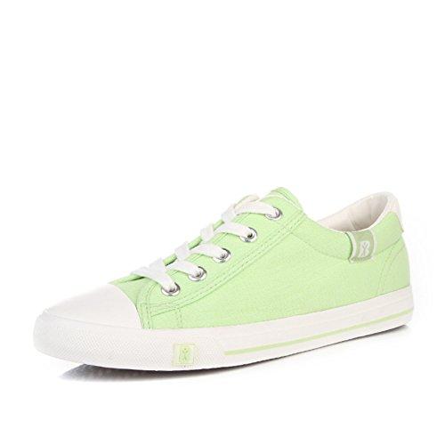 Verano de mujer de tela/Sólido blanco zapatos zapatillas/Zapatos de tendencia B