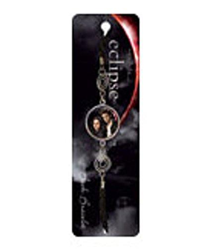 UPC 028012997224, Twilight Eclipse Movie (Edward & Bella) Bookmark Bracelet 2 x 6in