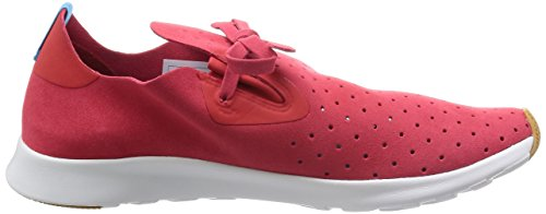 Red Moc White Shell Native Sneaker Unisex Apollo Fashion Torch ZqYzA