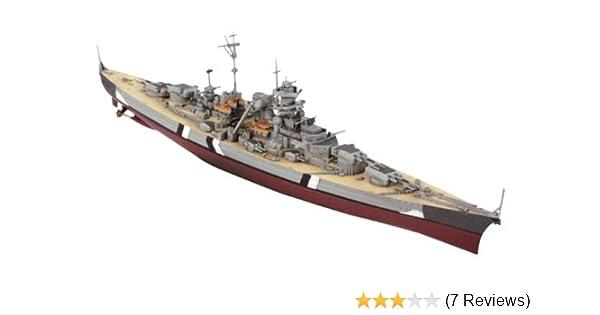 Forces of Valor 1:1000 86011 WWII German Battleship Bismarck Poland 1941