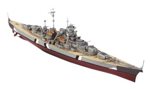 Forces of Valor German Battleship Bismarck (1:100th Scale)